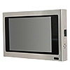 LCD Monitors Metal Bezel