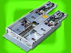 2U four system rackmount chassis
