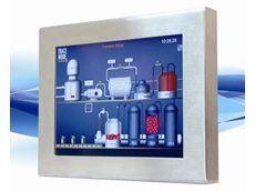 Aplex Stainless Steel SXGA Industrial Display Monitors from Backplane Systems Technology