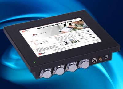 Backplane Systems Technology Releases Faytech's IP65 High Brightness, Vandal-Resistant Touch PC for Demanding Environments