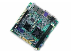 Backplane Systems Technology presents iBASE's MI958 motherboards with embedded A55E controller hub