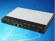 Backplane Systems announces iBase Technology s ultra slim SI-12 digital signage player measuring only 19.5mm thick