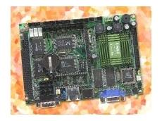 Embedded 3.5 Vortex86 CPU module
