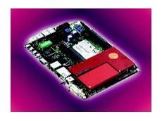 Embedded computer platform in EBX format