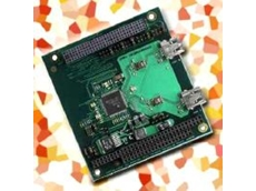 Firewire board in PC/104plus format