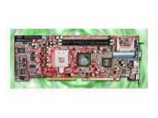 High performance AGP graphics P4 SBC