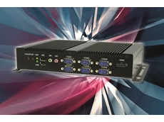 IBASE's ASB200-883-6COM Fanless Computer System with 6 Serial Ports