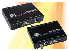 ICP Electronics Australia introduces IEI's HD-SDI-BOX high-definition serial digital interface signal transmission box