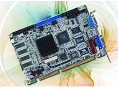 ICP Electronics Australia introduces IEI's IOWA-LX Half-Size ISA CPU Cards with On-Board AMD Geode LX 600 Processor
