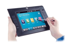 ICP Electronics Australia introduces the IceRock-08A fanless industrial tablet PCs with 8 touch screen