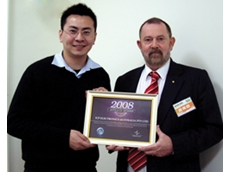 ICP Electronics Australia re-appointed as IEI Affiliate Member 2008