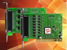 ICP launches new 8 port communication boards