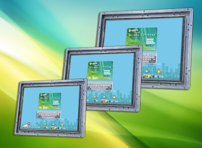 ICP Electronics Australia Announces IEI Integration's LCD Kit-F Series Industrial Grade Monitors