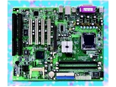 Industrial ATX motherboard