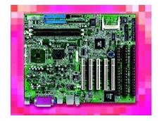 Industrial motherboard supports 2GB memory