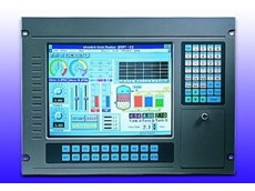 Industrial workstation with 14.1 LCD