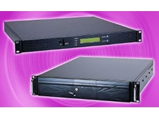 Low profile rackmount embedded chassis