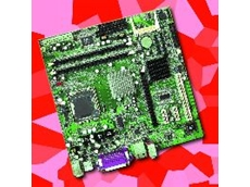 Micro ATX LGA775 industrial motherboard