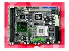 Pentium 4 embedded board with 533MHz FSB