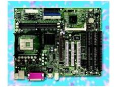 Pentium 4 industrial motherboard