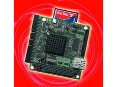 Rugged PC module with CompactFlash