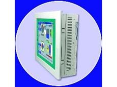 Slimline Pentium 4 panel PC