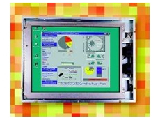 Sun-readable LCD display kits