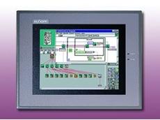 TFT industrial panel computer