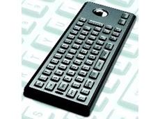 Vandal-resistant keyboards