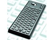 Vandal resistant keyboards